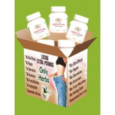AROGYAM PURE HERBS WEIGHT LOSS KIT