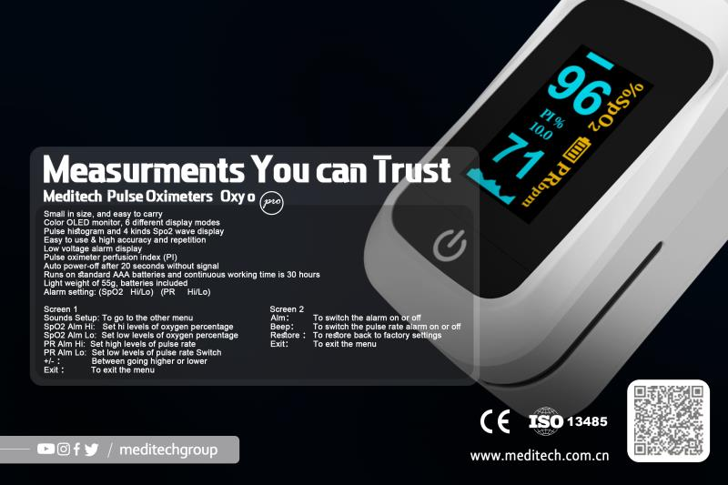 Meditech Oximeter (Medical Devices )