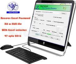 Recover 2016 Excel file Password