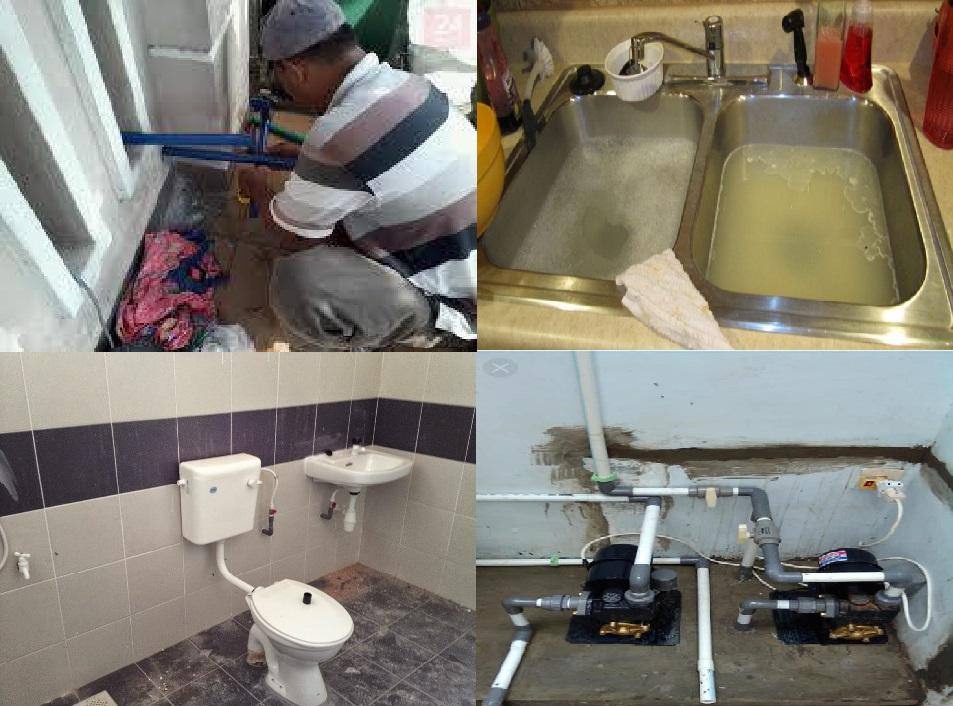 tukang paip plumber 0176239476 azlan afiq jalan wangsa perdana 1