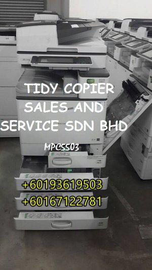 COPIER MPC 5503