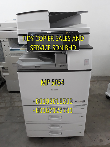 COPIER MACHINE MP 5054A
