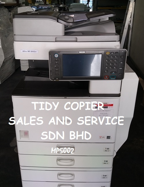 COPIER MACHINE MP 5002