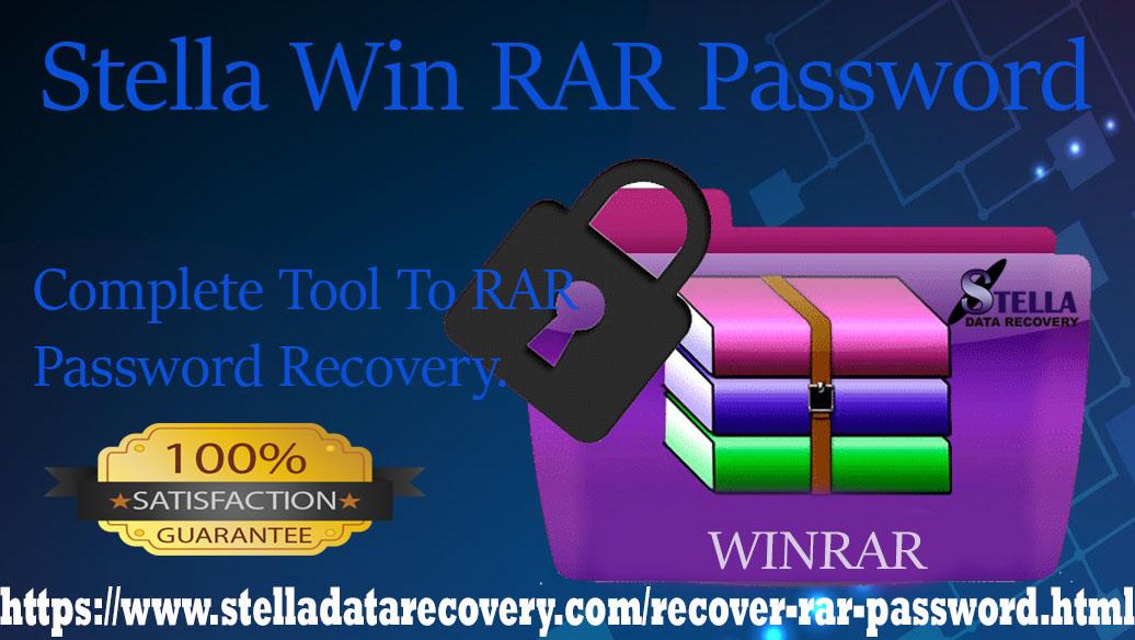 unlock rar password