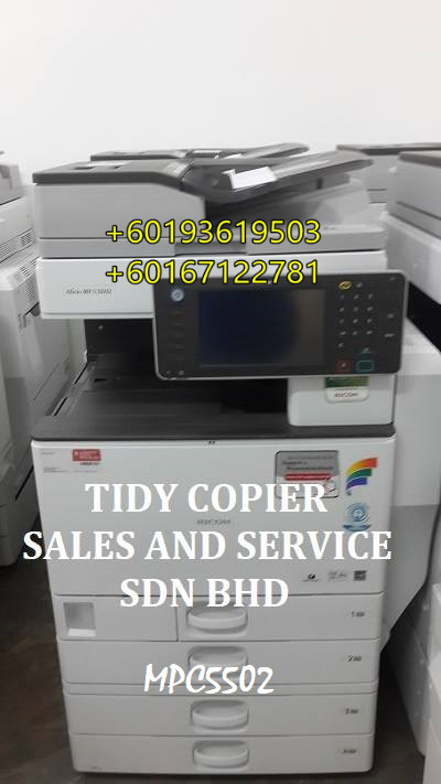 PHOTOCOPIER MACHINE MPC 5502