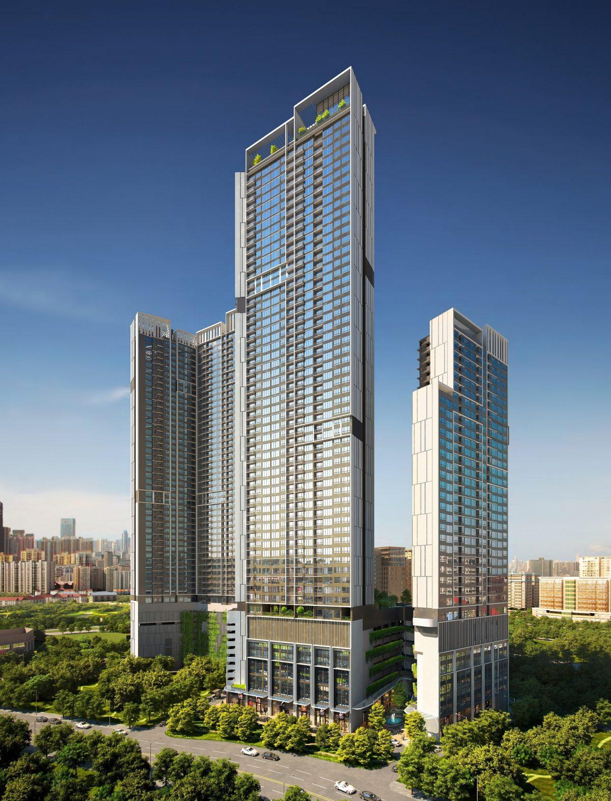 Agile Bukit Bintang (Completion 2023)