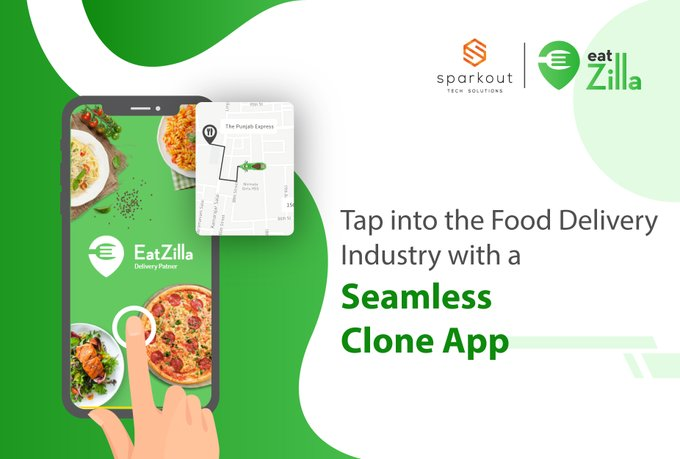 World's First  Blockchain Food Delivery App