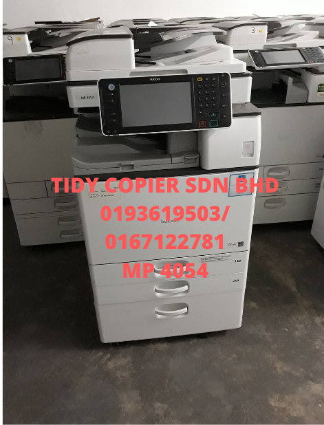 PHOTOCOPIER MACHINE MP 4054