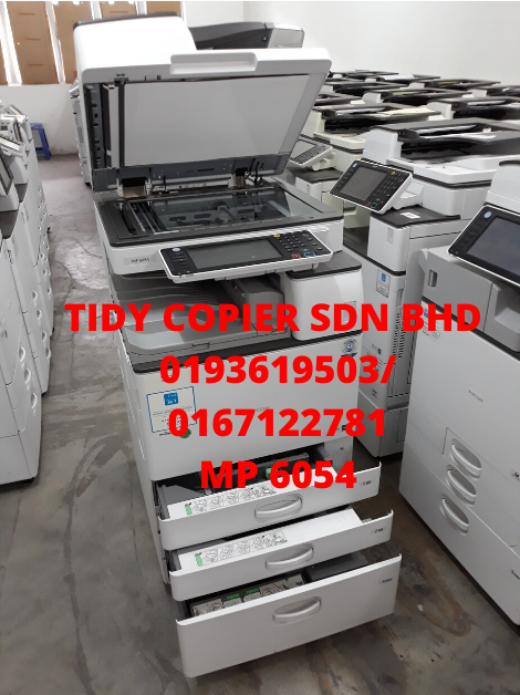 PHOTOCOPIER MACHINE MP 6054A