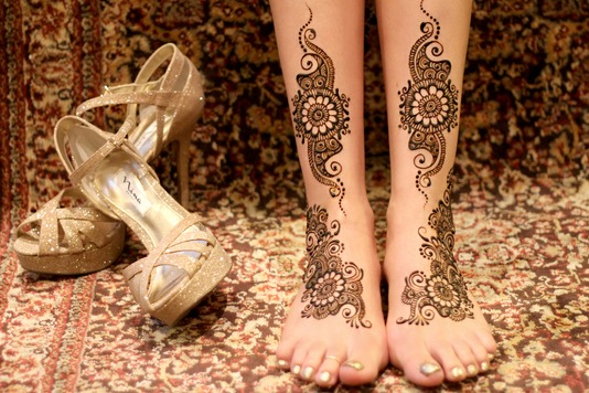 Latest hina mehndi designs
