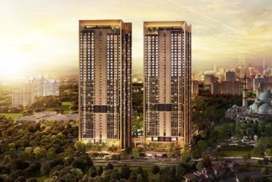 Residensi Solaris Parq, Dutamas (Completion 2022)