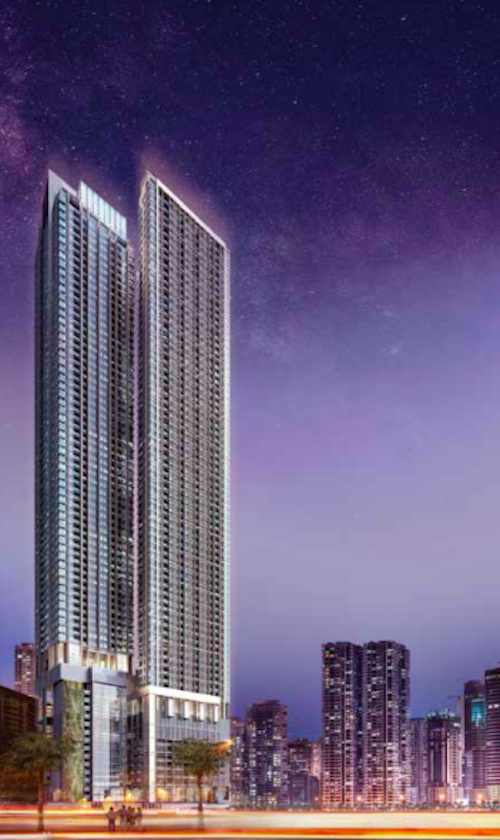 The Landmark (Completion 2023)