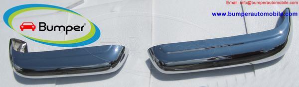 Mercedes Pagode W113 models 230SL 250SL 280SL (1963 -1971) bumpers