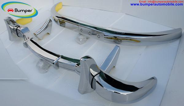 Mercedes 300SL gullwing coupe bumper (1954-1957)