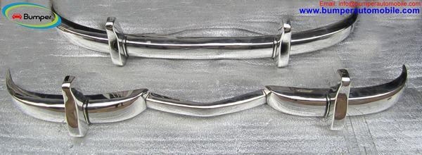 Mercedes Adenauer W186 300 Bumpers (1951-1957)