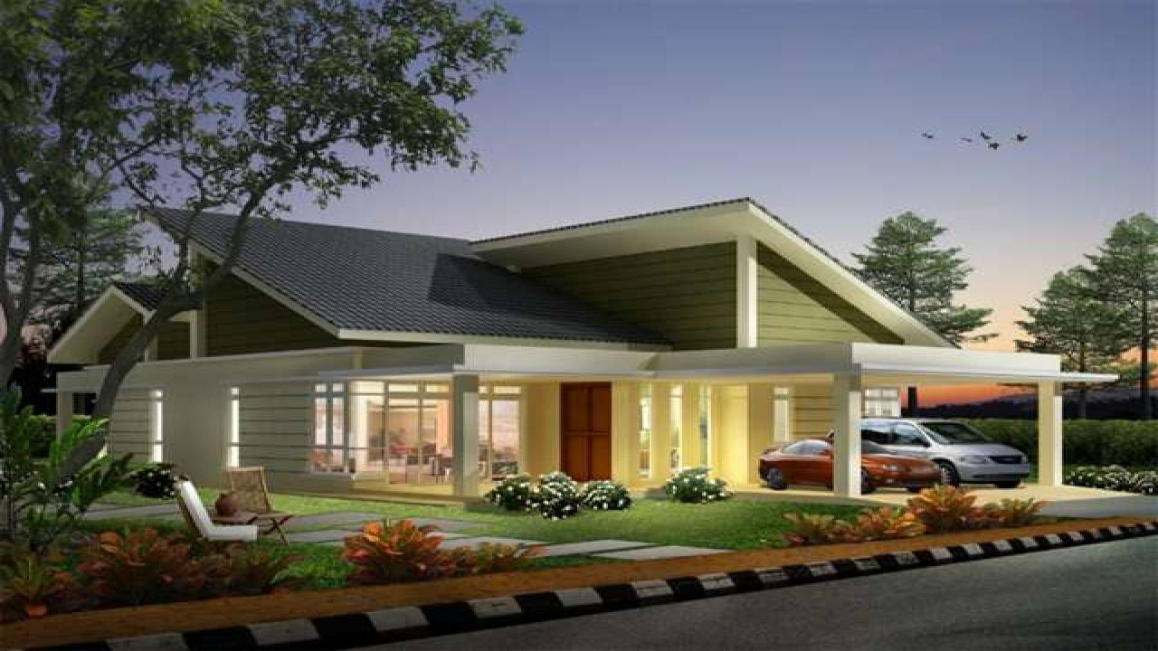Mahkota Hills 1 Storey Bungalow 4,000sqft for sale