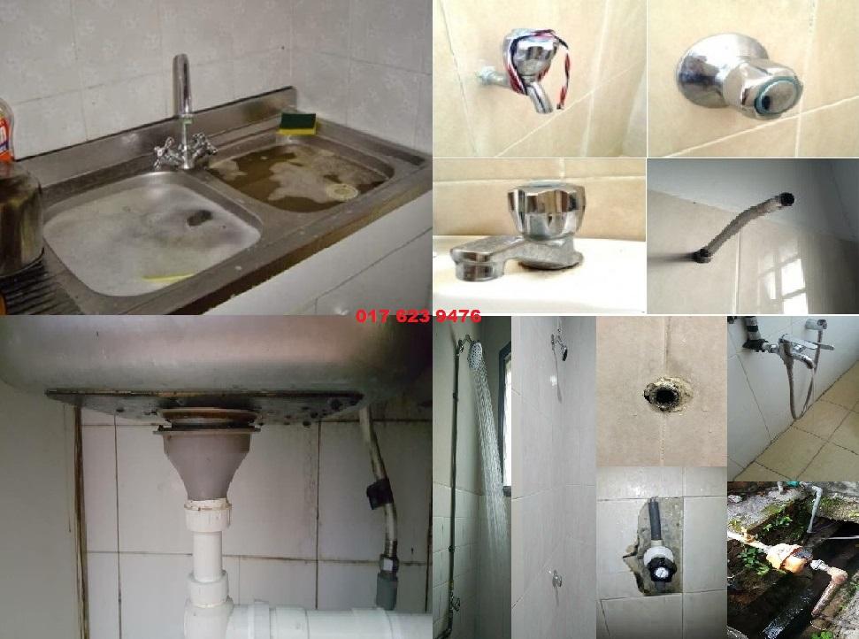 tukang paip plumber 0176239476 azlan afik setapak