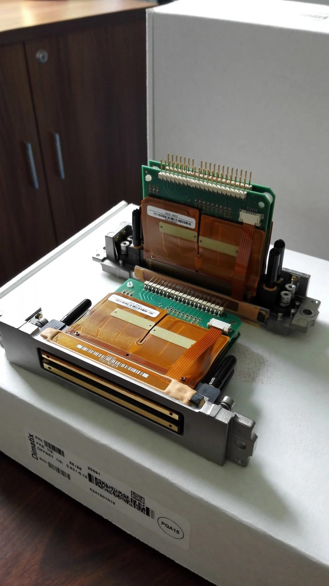 Media Printer Polaris PQ-512 (35PL) Series Printhead (www.media-printer.com)