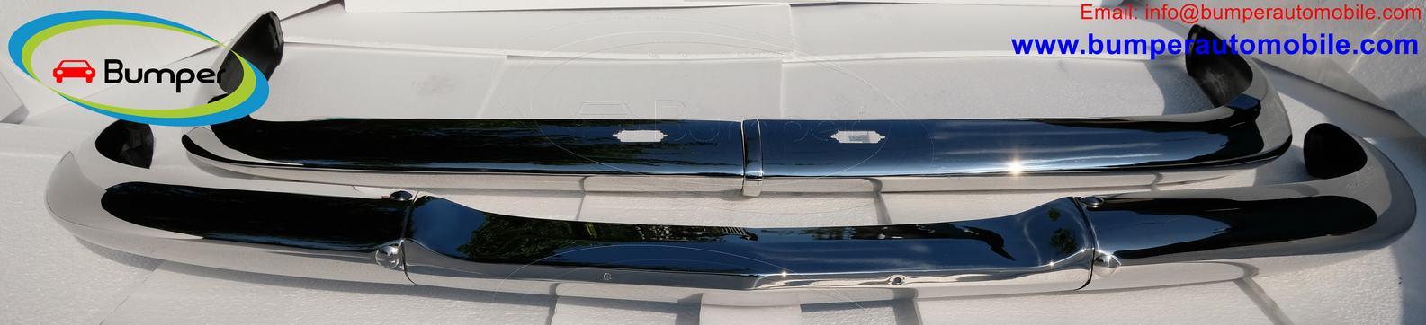 BMW 2000CS Front Bumper Complete