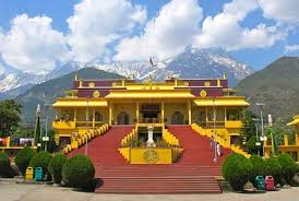 Dharamshala Tour with friends.