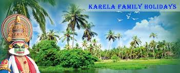 Kerala Tour Package with family.