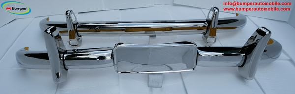 Full Set Mercedes 220a. S.SE Ponton S year (1954-1957)  Bumper