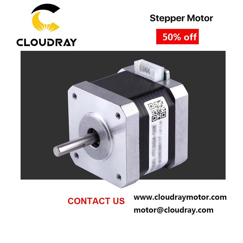 Axis Nema 34 stepper motor CNC high torque