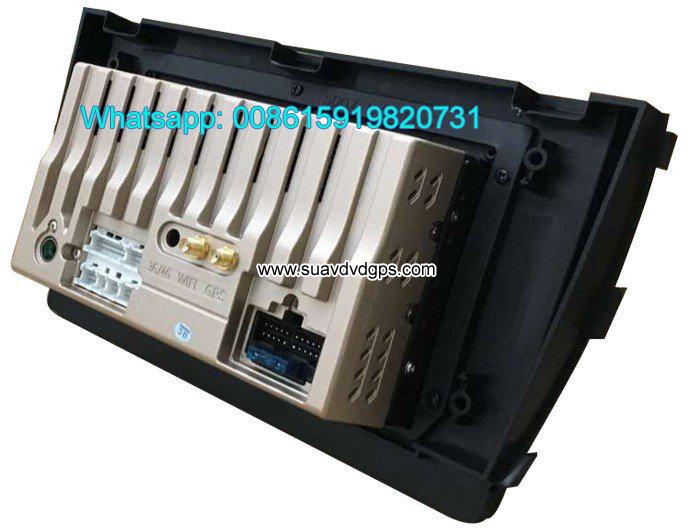 Zotye T600 Car audio radio update android GPS navigation camera