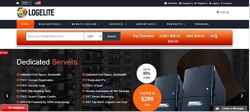 Logelite pvtLtdNo1 company for web development  web designing