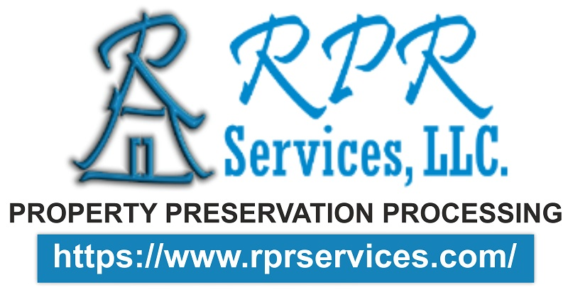 RPR Services, LLC – Property Preservation Work Order Processing Services
