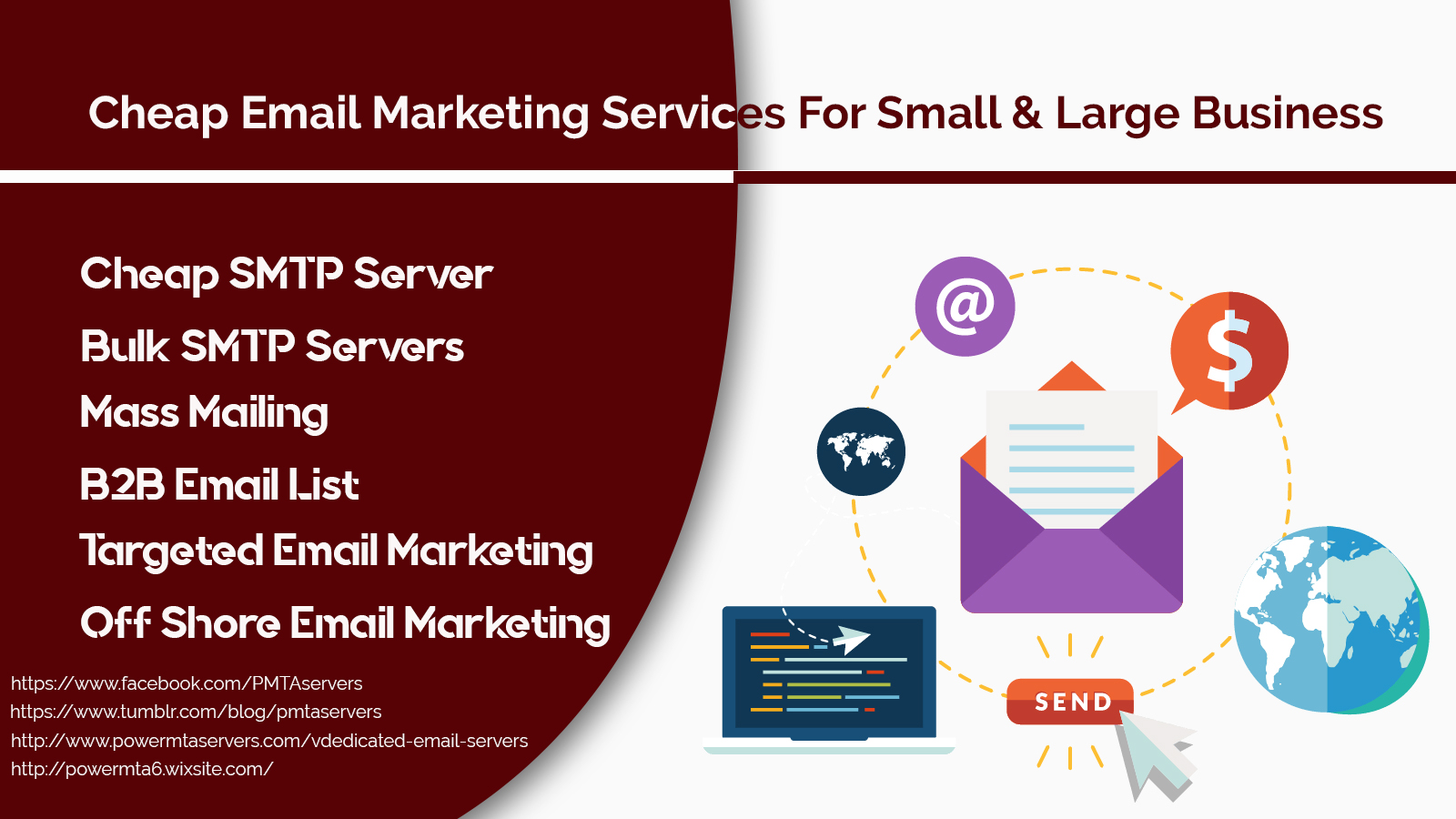 Cheap SMTP Server for Email Marketing  Dedicated Email Server provider