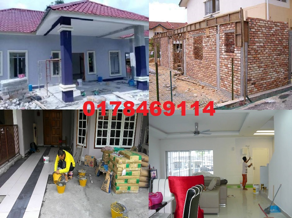 plumbing dan renovation 0178469114 mohd azlan taman melati utama