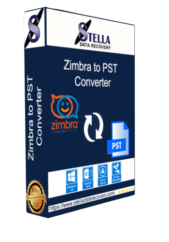 Special offer zimbra to pst converter software