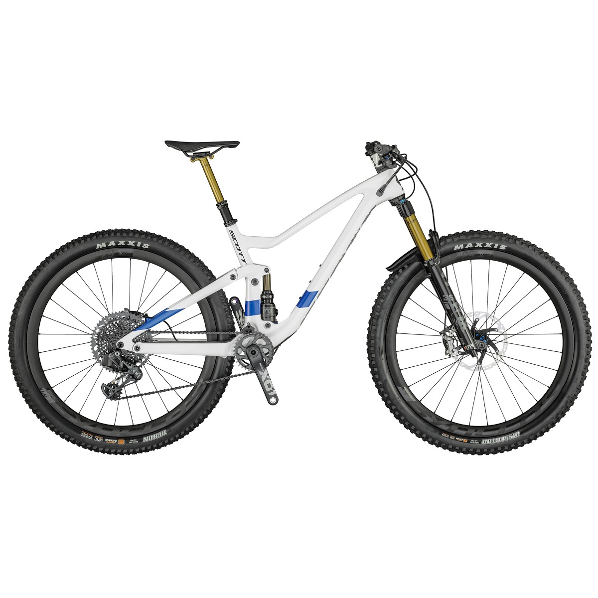 2021 Scott Genius 900 Tuned AXS Mountain Bike