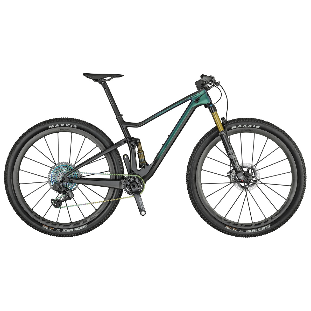 2021 Scott Spark RC 900 SL AXS Mountain Bike