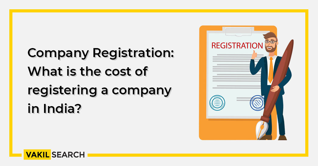 Company registration online