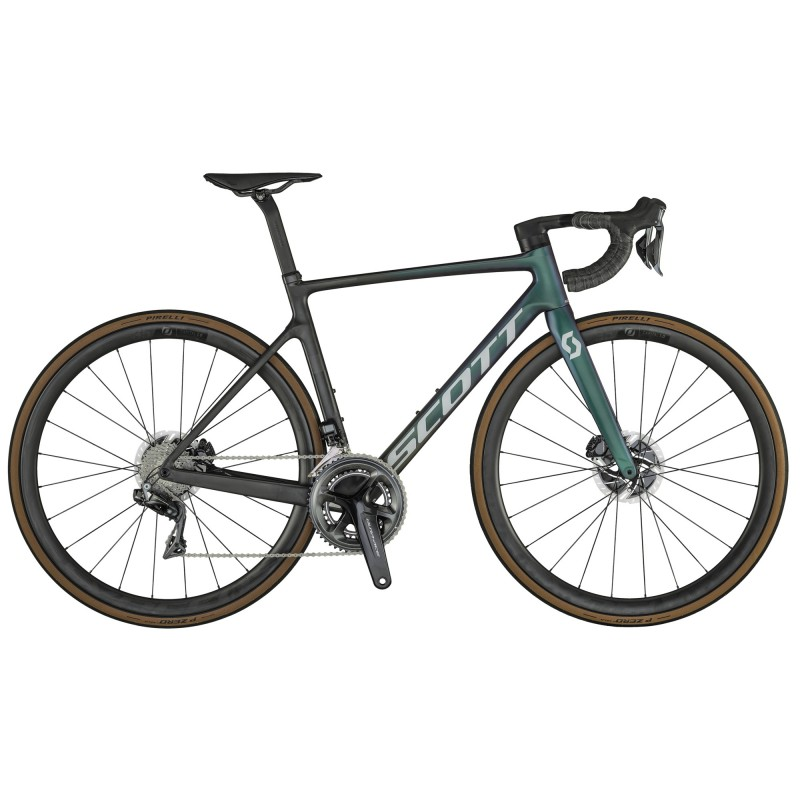 Scott Addict RC Pro Road Bike 2021 (CENTRACYCLES)