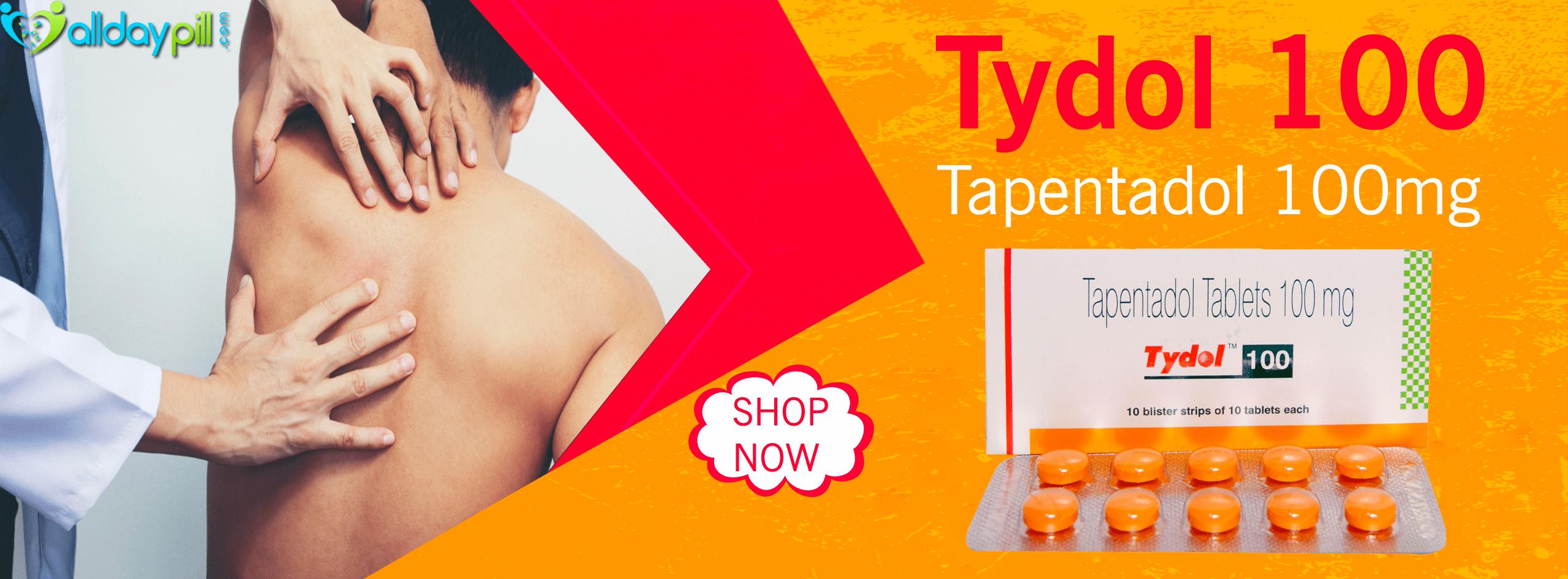 Buy Tapentadol 100mg online I Tapnetadol 100mg