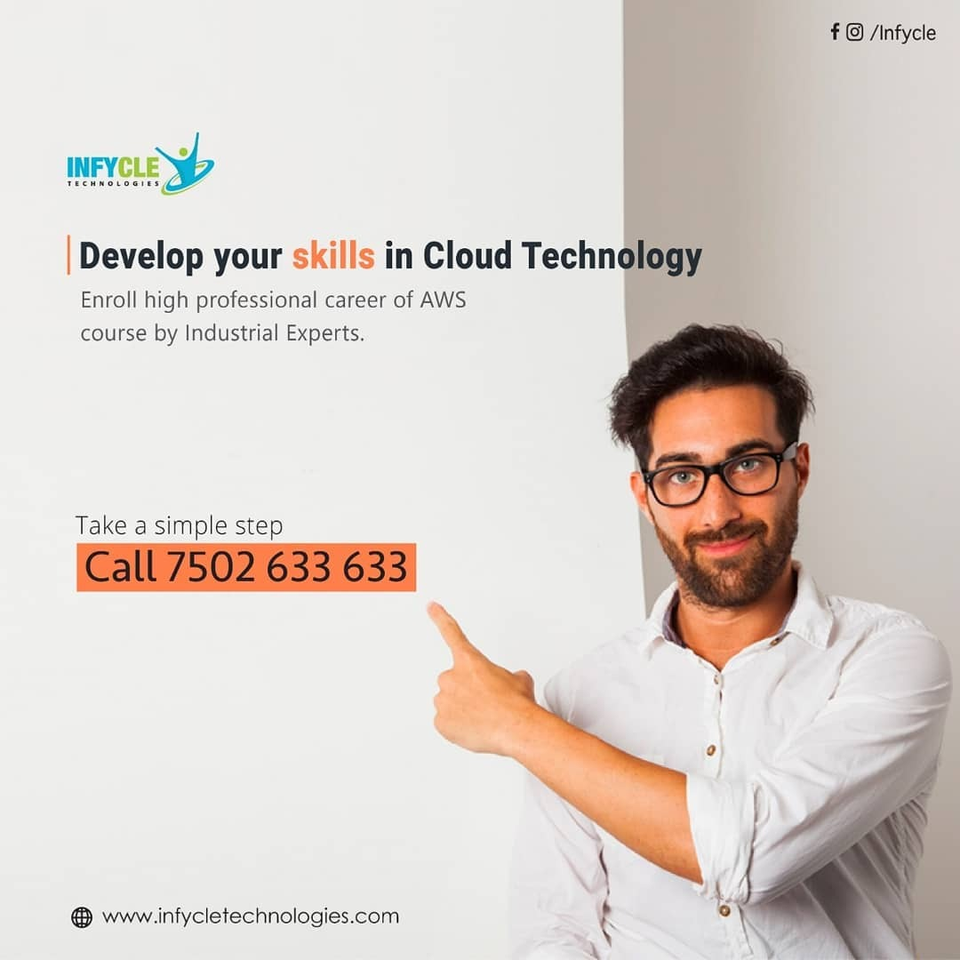 AWS Training Institute in Chennai | Infycle Technologies