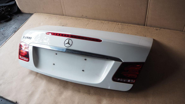 Mercedes Benz W207 E200 2014 Boot Lid